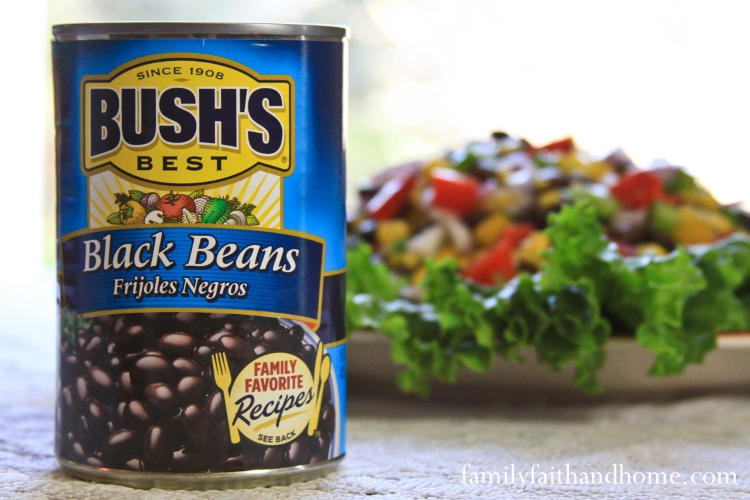 Bush Bean Salad Recipe