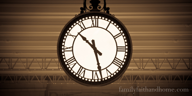 Making Time for Family Worship