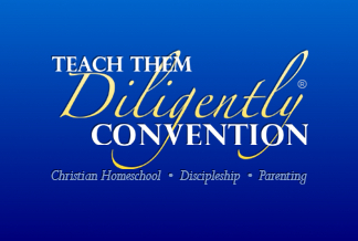 Teach Them Diligently Logo